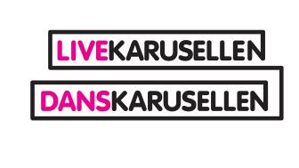 Live- och Danskarusellen sadlar om till hösten 2021