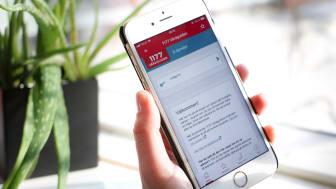 82 procent av de tillfrågade har använt 1177 Vårdguidens e-tjänster någon gång under året.