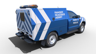 Ranger Chassis Cab
