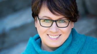 Matblogger og kokebokforfatter Trine Sandberg har solgt rundt 400 000 kokebøker. Nå er hun klar med ny bok for barn og unge.