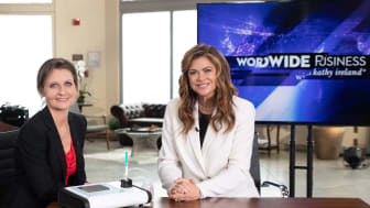 Camilla Myhre Sandberg, CEO at Miris was featured on Worldwide Business with Kathy Ireland ®
