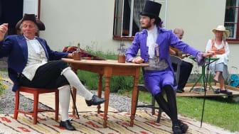"""""""Riddare-kandidaten"""" är en komedi av Fredrik Cederborgh som skrevs 1816 men som aldrig tidigare uppförts."""