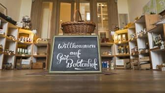 Gemeinsam durch die Krise - das machte das Gut Boltenhof erfahrbar. Foto: TMB-Fotoarchiv/Steffen Lehmann.