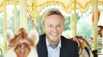 Andreas Andersen känner sig inte klar med Liseberg utan återvänder som vd. Bild: Anna-Lena Lundqvist