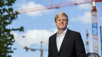 Tomas Eriksson (MP), gruppledare i Stockholms läns landsting, talesperson för trafik och miljö
