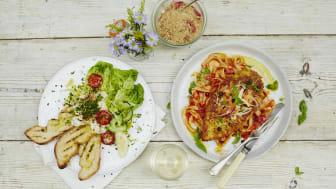 Jamie Oliver återupplivar 80-talsklassiker i sommarmeny för Scandic