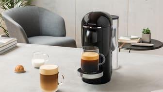 Nespresso lanserer Vertuo - Stor kopp, stor smak
