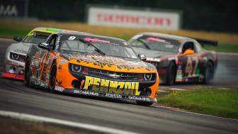 Camaro Cup växlar upp i TV-rutan