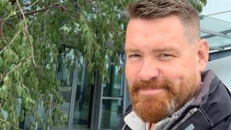 Sören Åhlén är ny vd i Farsta Lås.