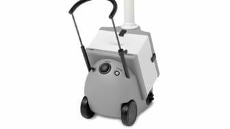 Jumbo Filtertrolley för laboratoriemiljöer