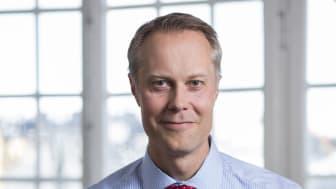 Fredrik Skarp, CEO FM Mattsson Mora Group