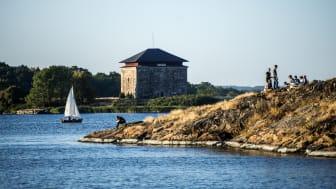 Kruthuset på Ljungskär Karlskrona