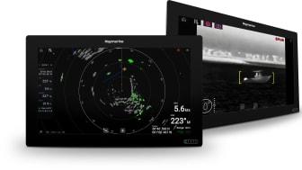 High res image - Raymarine - Axiom XL