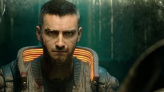 """""""V"""" - the main character of the Cyberpunk 2077 trailer."""