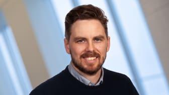 Christian Oxling, projektledare och ny gruppchef i Malmö.