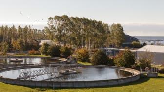 Framgångsrikt miljöarbete på NSVA visas vid nordisk avloppskonferens
