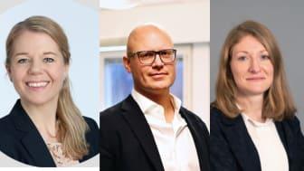 Nya ledamöter är Pernilla Wikman, Systematic, Joel Hörnqvist, Tempus Information Systems och Anna Tranell,  Natur & kultur.