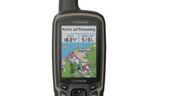 Mit 3-Achsen-Kompass und barometrischen Höhenmesser - das neue GPSMAP 64sx
