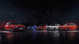 Audi RS 4 Avants historie