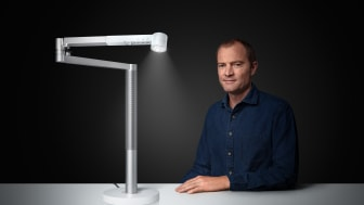 Dyson Lightcycle Morph avec Chief Engineer Jake Dyson