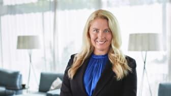 Ann Hellenius, Managing Director för Capgemini Invent i Sverige och Finland.