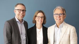Mattias Ingeson, Eva Nordenstam von Delwig och Anders Malmstigen