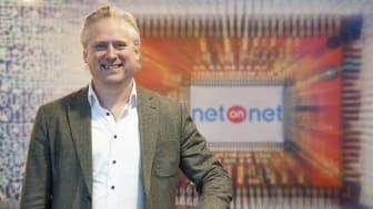 Daniel Svensson, ny CFO för NetOnNet.                                                                   Foto: Emelie Magnusson