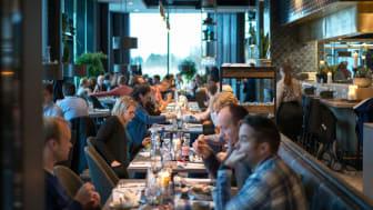TRIVES BEST HOS NORDIC CHOICE HOTELS: Hotellgjestene har avsagt sin dom, ifølge Norsk Kundebarometer tilbyr Nordic Choice Hotels de beste gjesteopplevelsene. Her fra Clarion Hotel Air.