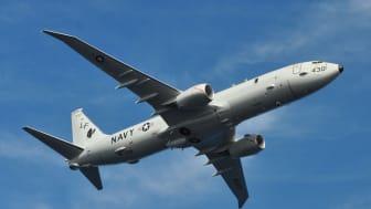 New Surveillance fleet of Boeing P8