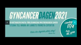 Gyncancerdagen 17 april