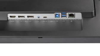 Fujitsu Display P27-9 anslutningar