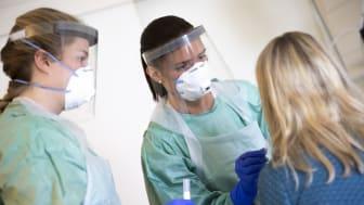 Vårdpersonalens arbetssituation är tema på patientsäkerhetsdagen