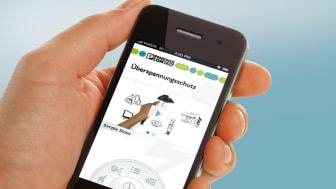 New app explains surge protection