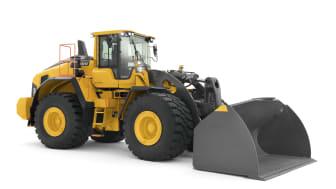 Volvo Construction Equipments nya 35-tonnare L260H finns nu hos Swecon Anläggningsmaskiner.