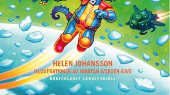Omslag: Leonora och Eos av Jonathan Iversen-Ejve