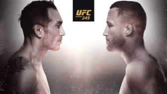 UFC tilbake på Viaplay natt til søndag