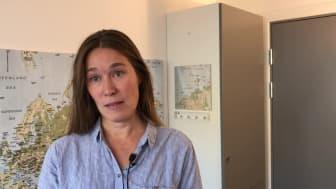 Sitatfilm Shirley Stormyren, psykologspesialist, SiO Helse