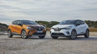 All-new Renault Captur Intens & Initiale paris