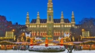 Airtours listar bästa resmålen för julshopping