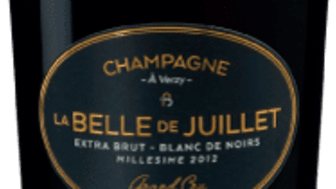 La Belle de Juillet XB BdN 2012 Grand Cru