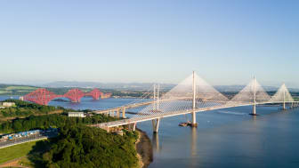 Queensferry Crossing - realized with Allplan software