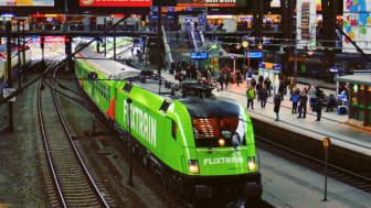 FlixTrain i Tyskland