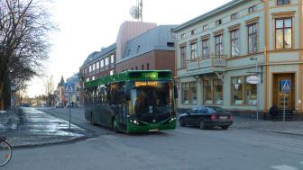 I dagarna har Sveriges 45  största kommuner fått enkäter med frågor om deras arbete med hållbara transporter. Det är konsultföretaget Trivector som för fjärde året genomför kommunrankningen SHIFT. Foto: PG Andersson.