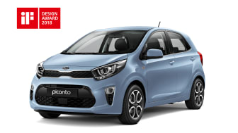 IF Design Award Kia Picanto