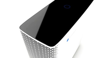 Blueair's Award Winning Sense Air Purifier Delivers World Class Aesthetics, Motion Sensor Speed Controls, and Whisper Silent Operation