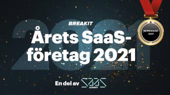 Kontek nominerat till Årets SaaS-företag 2021