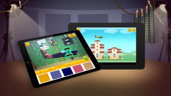 """""""Super JetFriends""""-Spiele und Abenteuer am Flughafen: neue Lufthansa Kinder-App für iOS und Android"""