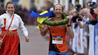 Fritjof Fagerlund segrare Ultravasan 90 2018