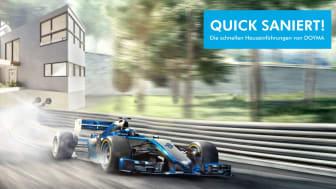 DOYMA verlängert die Quadro-Secura® Quick-Einführungsaktion bis zum 30. April 2021