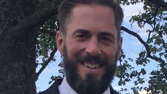 Fredrik Berg, ny chef för Max Matthiessens sakförmedling